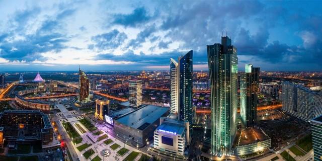 Kazakistan  30 gün vizesiz.