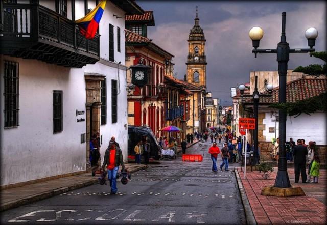 Kolombiya  90 gün vizesiz.