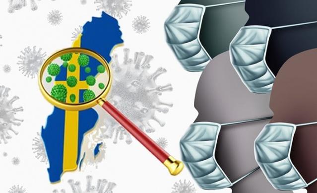İsveç'te şuana kadar koronavirüse bağlı olarak en çok ölümün doğrulandığı gün oldu.   Haftanın başlangıcıyla birlikte yeni verilerde gelmeye başladı. İsveç Halk Sağlığı Kurumunun verilerine göre şuana kadar doğrulanan toplam vaka sayısı 1059.