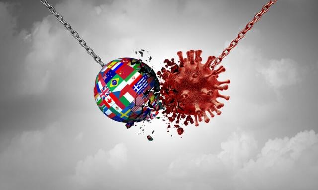 """Rusya İnsan Sağlığı ve Tüketiciyi Koruma Kurumu (Rospotrebnadzor) günümüzde dünyada birkaç bin koronavirüs mutasyonunun olduğunu belirtti.  Rospotrebnadzor'dan yapılan açıklamada, """"Günümüzde dünya genelinde birkaç bin koronavirüs mutasyonu var. Aralarından 22'si sabit ve istikrarlı bir şekilde kalıtım yoluyla geçiyor"""" ifadesine yer verildi."""