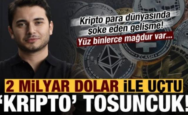 Yerli kripto para borsası THODEX'in kurucusu ve CEO'su Faruk Fatih Özer'in yurt dışına kaçtığı tespit edildi. Özer'in Arnavutluk'un başkenti Tiran'a gittiği belirlendi.  Geçtiğimiz haftalarda 2 milyon adet Dogecoin dağıtarak oldukça ses getiren yerli kripto borsası THODEX, birkaç gün süren işlem kesintilerinin ardından dün tamamen kapandığı belirlendi.  Birçok kullanıcı, yerli borsanın kendilerini mağdur ettiğini belirterek sosyal medyada seslerini duyurmaya çalışıyor.     Yeni ortaklık teklifleri aldıklarını, bu teklifleri kabul ettiklerini ve anlaşma tamamlanana kadar tüm işlemlerin durdurulduğunu söyleyen THODEX'in bu açıklaması, kullanıcılara pek de inandırıcı gelmiyor.