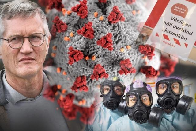 İsveç'te koronavirüsle ilgili vaka sayısında hızlı bir artış gözlenirken, koronavirüsle bağlantılı can kayıplarında düşüş gözleniyor.  Ülke genelinde son bir günde 1.194 yeni vaka sisteme eklenirken bu vakalarla birlikte ülkedeki toplam vaka sayısı 45 bin 924'te ulaştı.  Son bir günde 23 kişinin daha yaşamını kaybettiği açıklandı. Bu rakamlarla birlikte ülkede covid-19 bağlantılı can kayıpları 4 bin 717'ye yükselirken, yoğun bakımda tedavi gören hasta sayısında da artış yaşandı. Ülke genelinde hastanede tedavi görmek durumunda olan hasta sayısı 2 bin 209 olarak açıklandı.