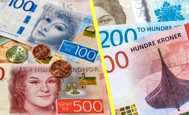 İsveç para birimi SEK (İsveç Kronu) son zamanların en büyük kayıpları yaşıyor.