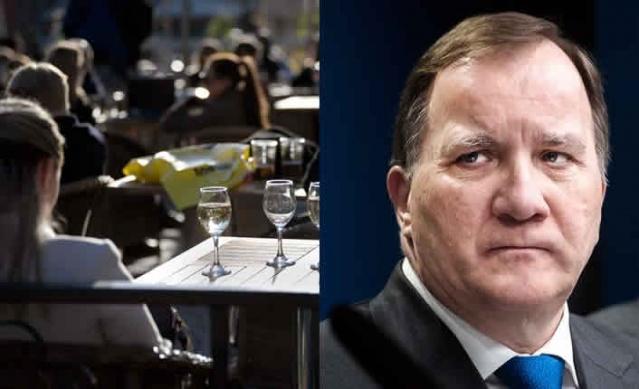 Halk Sağlığı Kurumu, kalabalığı durduracak yasalara uyulmadığı konusunda uyarıldı.  Başbakan Stefan Löfven, restoran ve barlara sert bir çağrıda bulundu ve sorumsuz davranan iş yerlerinin kapatılabileceğine işaret etti.