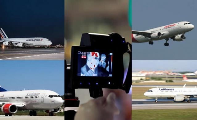 Avrupa'da üç hava yolu şirketi, yeni tip koronavirüs (2019-nCoV) salgını nedeniyle Çin'e uçuşlarını durdurdu.