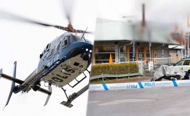 Södertälje'de bulnan Max restorana silahlı saldırı düzenlendiği bildirildi.  Edinilen bilgilere göre olaydan kısa süre sonra, polis ekipleri ve sağlık hizmetleri olay yerine ulaştı.  İddialara göre, bir kişi silahla ateş etti ve iki kişi vuruldu.