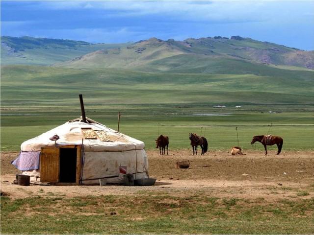 Moğolistan  30 gün vizesiz.
