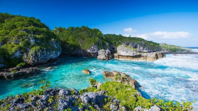 Niue  30 gün vizesiz.