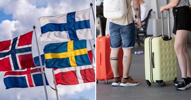 Koronavirüs nedeniyle İsveç'in komşu ülkeleri arasında uzun süredir sınır kontrolleri ve kısıtlamalar bulunuyor.  Norveç belli bölgelere kısıtlamaları kaldırırken, Danimarka daha net bir kararla tüm İsveç'e kısıtlamaları kaldıracağını duyurdu.