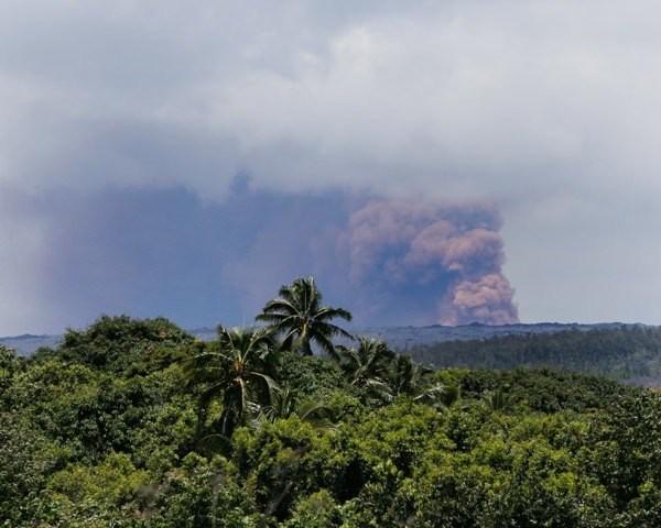 Volkan ve depremler nedeniyle ABD yönetimi Hawaii'de tahliye emri verildi.