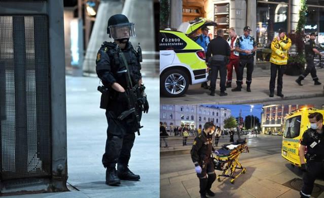Norveç basınında yer alan son dakika haberine göre Oslo merkez metro istasyonunda bomba alarmı verildi.
