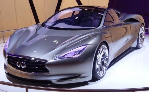 Infiniti: Nissan'ın ABD piyasası için kurduğu lüks otomobil markasıdır. Adı, İngilizce'deki uçsuz bucaksız anlamına gelen Infinity kelimesinden gelir.