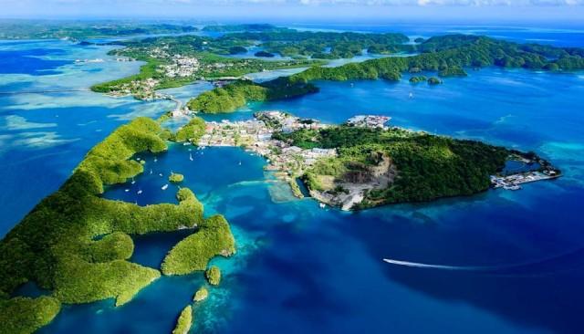 Palau  30 gün vizesiz