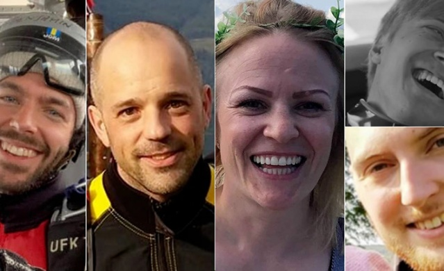 İsveç'in Umeå kentinde bir uçak kazasında hayatını kaybeden Fanny isimli genç kız ve arkadaşlarının nasıl öldüğü İsveç Kaza İnceleme Kurulu nihai raporu ile açıklığa kavuştu.  26 yaşındaki Fanny Jokiaho ve arkadaları Umeå'daki uçak kazasında hayatınnı kaybetmişti. İsveç Kaza Araştırma Kurulu tarafından yapılan soruşturma sonucunda hazırlanan raporunda, sekiz kişinin ölmesi önlenebilirdi denildi.   Uçak arkadan ağırdı ve paraşütçülerin güvenlik rutinleri zayıftı.