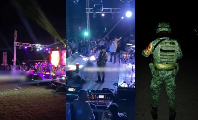 Meksika'da uyuşturucu baronu 'El Chapo' ve oğullarını onurlandırmak için düzenlenen canlı müzik gruplarının da yer aldığı kartel partisi Meksika ordusu tarafından basıldı.  Meksika'nın batısında, hapisteki uyuşturucu baronu Joaquin 'El Chapo' Guzman ve oğullarını onurlandırmak için kartel üyeleri tarafından düzenlendiği ifade edilen Noel partisi Meksika ordusu tarafından basıldı.