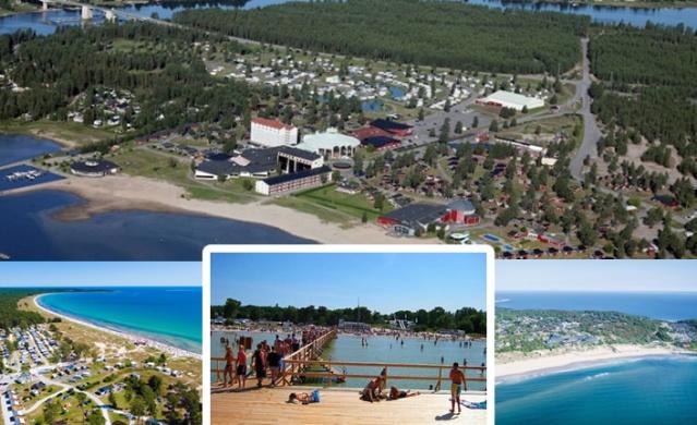 Yaz döneminin yaklaşmasıyla birlikte en çok yaygın olan turizm haberleri ile ilgili İsveç'te de tatil yapacakları önemli ölçüde bilgilendiren haberlere rastlamak mümkün.