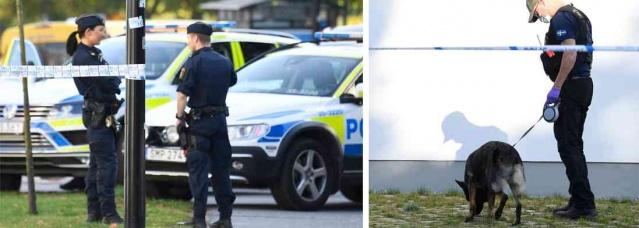 Başkent Stockholm'ün kuzeyinde bir evde ceset bulundu. Polis olayla ilgili cinayet soruşturması başlattı.  Edinilen bilgilere göre, ihbar üzerine olay yerine sağlık ekipleri ve polis gitti. Evde bir kişinin ölü bulunduğu belirtilirken, kişinin kimliği hakkında bilgi verilmedi.