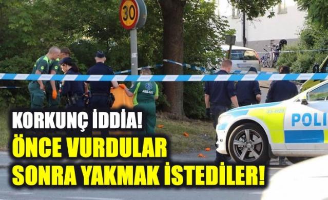 İsveç'in Hässelby bölgesinde sabah saatlerinde meydana gelen patlama korku ve panik yarattı. Patlama sonrasında bir kişinin öldüğü açıklandı.