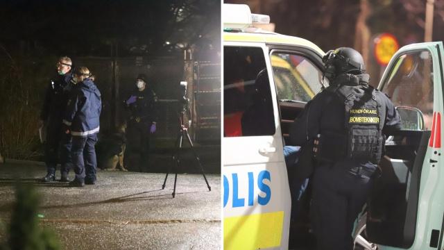 Başkent Stockholm'ün Bandhagen bölgesindeki Rågsved banliyösünde bir bir kişi saldırıya uğradı.   Edinilen bilgilere göre, gece Rågsved'deki bir yerleşim bölgesinde 30'larında bir adam vuruldu.  Saldırı sonucunda yaralanan kişi tedavi edilmek üzere hastaneye kaldırıldı.  Saldırı sırasında vurulan kişinin yardım için bağırdığı belirtilirken, polis olayla ilgili kapsamlı soruşturma başlattı.