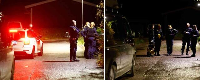 Södertälje'nin Järna semtinde bıçaklı saldırı sonucunda ağır yaralanarak hastaneye kaldırılan kadın hayatını kaybetti.  Järna'daki yerleşim bölgesinde saldırıya uğrayarak ağır yaralı şekilde hastaneye kaldırılan talihsiz kadın yaşamını yitirdi.  Kadınla ilişkisi olan bir kişi eylem nedeniyle tutuklandı.
