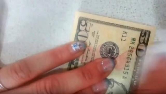 Vietnam'da ele geçirilen banknotta sahteciliğin başyapıtlarından birisine şahit olundu.
