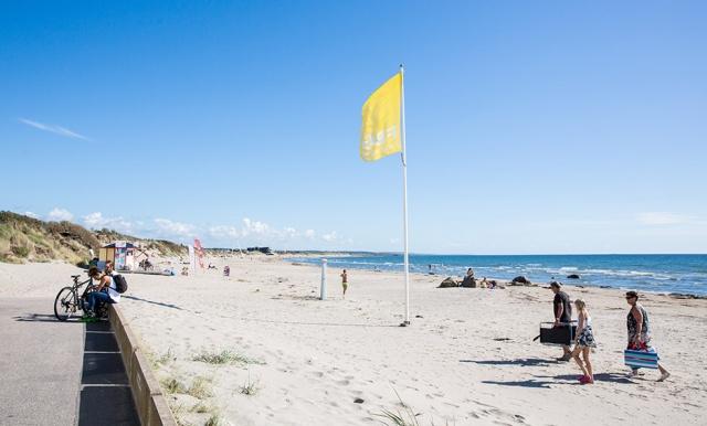 6. Skrea strand