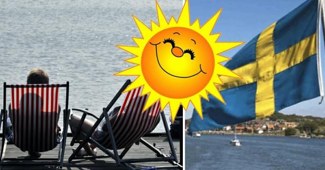 İsveç'te bu hafta sonu sıcaklıklar iyice artmaya başlıyor. Ülkenin birçok yerinde 30 derecelere kadar çıkması beklenen sıcaklıklarda serinlemek isteyebilirsiniz.