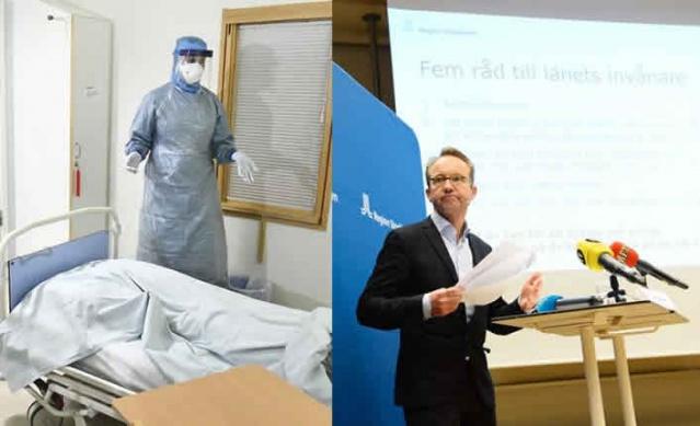 Salgının merkezi haline gelen başkent Stockholm'de bugün 18 kişi hayatını kaybetti.  İsveç geneline yayılan virüsün kontrol altına alınmasında önemli bir merkez haline gelen Stockholm'de endişe veren artışlar sürüyor.