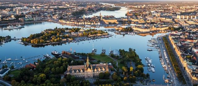 İsveç'in başkenti Stockholm'de bu hafta sonu gezmekten keyif alabileceğiniz 5 harika yer.