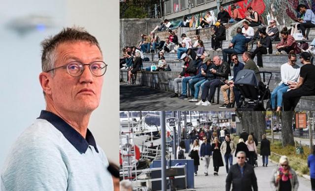 Koronavirüs pandemisine karşı tüm dünyanın aksine hareket eden İsveç dünya basınında sıkça adından söz ettiriyor.  Son günlerde havaların ısınmasıyla birlikte kendilerini dışarı atarak kalabalık oluşturan İsveçliler birçok ülkenin gündeminde geniş yer buluyor.