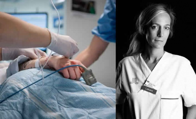 İsveç'te Mart sonundan bu yana sağlık çalışanlarına yönelik başlayan testlerle ilgili sonuçlar açıklanmaya başlandı.  Danderyds hastanesi, bünyesinde yapılan testin dünyanın en güvenli testi olarak tanımlanıyor.  Her beş sağlık çalışanın birinde covid-19 pozitif çıktığı belirtilen konuya ilişkin bir açıklama yapıldı.
