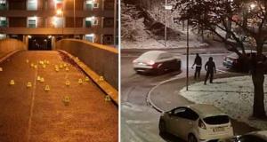 İsveç'te polis baskınında iki şüpheli yakalandı