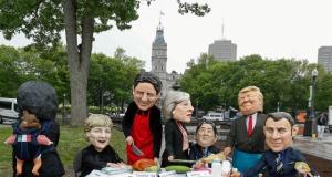 G7 zirvesi protestolar eşliğinde başlıyor