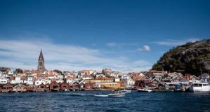 İsveç'in en popüler adasında Norveçli turist özlemi