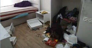 Reina'ya saldıran teröristin kaldığı ev!