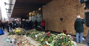 İsveç'te terör kurbanları anıldı