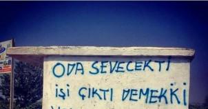 Konuşan en iyi duvar yazıları