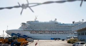 Diamond Princess yolcu gemisinde virüs bulaşan yolcu sayısı 500 üzerine çıktı