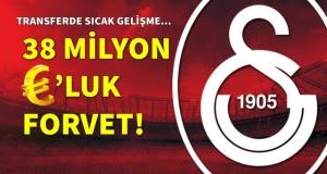 Galatasaray'dan sürpsiz transfer girişimleri