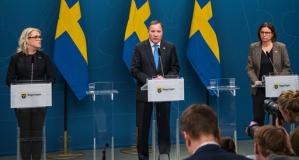 İsveç'te vaka ve ölü sayısı arttı: Başbakan Löfven ve bakanlar açıklamalarda bulundu