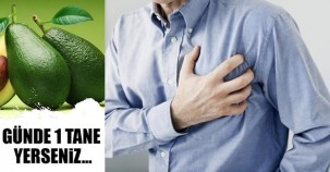 Günde 1 avokado tüketmenin sağlığa faydası