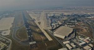 Atatürk Havalimanı'nda yıkım başladı!