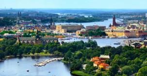 36 saatte Stockholm