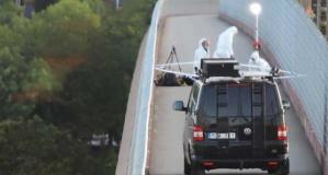 Stockholm'de bir çete üyesi köprüde ölü bulundu