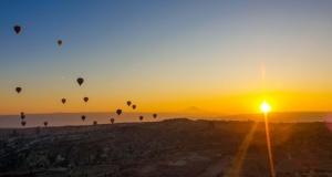 Türkiye'ye tatile gidecekler aklınızda kalsın - Kuşbakışı Kapadokya keşfi!