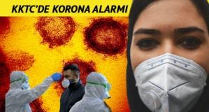 KKTC Yavru Vatan'da koronavirüs alarmı!