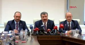Türkiye'de koronavirüs vaka sayısı 5 oldu