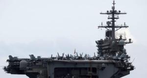 """ABD'nin dev uçak gemisinde salgın: """"Tahliye olmazsa askerlerimiz ölecek"""""""