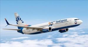 SunExpress uçuşları 4 Haziran'da başlıyor
