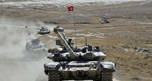 Hem kara hem hava kuvvetleri katılıyor! Kardeş ülkeler hız kesmeden devam ediyor